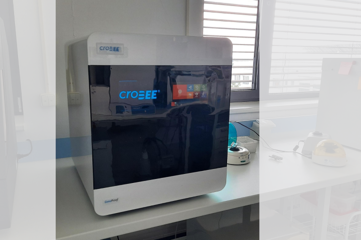 croBEE® NA16 Nucleic Acid Extraction System Plus