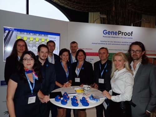 GeneProof presents at EMMD 2019