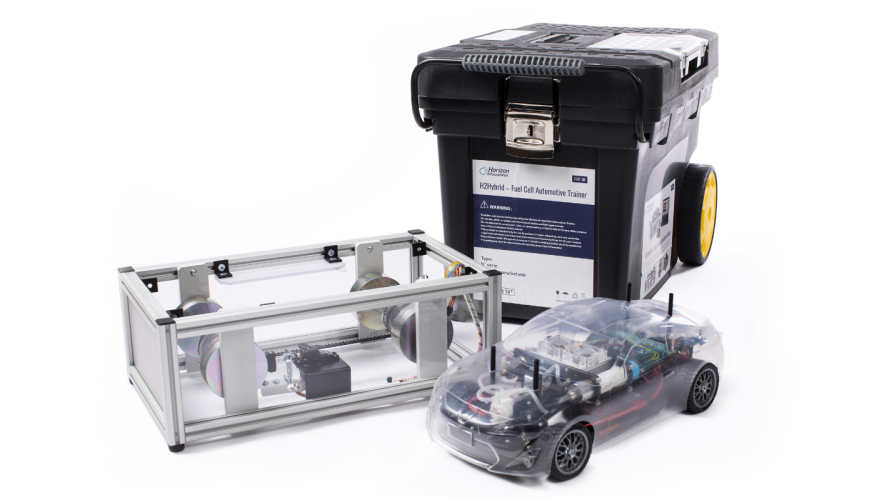 FCAT-30 H2Hybrid Fuel Cell Automotive Trainer