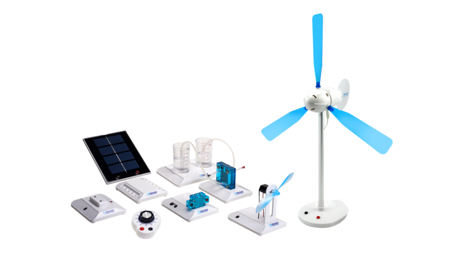 FCJJ-37 Renewable Energy Education Set 2.0