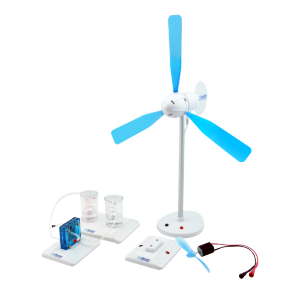 FCJJ-56 Wind to Hydrogen Science Kit