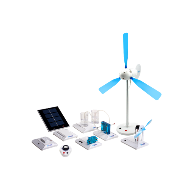 FCJJ-37 Renewable Energy Science Education Kit 2.0