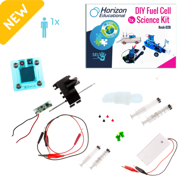 RESK-02B-01 DIY Fuel Cell Science Kit - 1piece