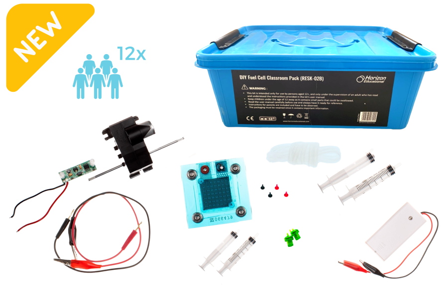 RESK-02B DIY Fuel Cell Science Kit Classroom Pack