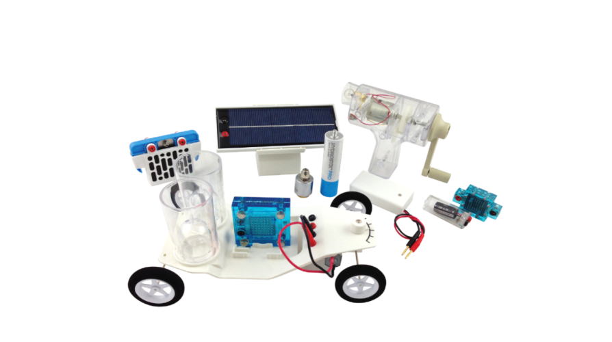 FCJJ-30 Electric Mobility Experiment Set