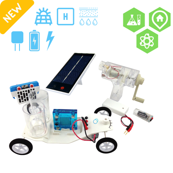 FCJJ-31 Multi Energy Car Scicence Kit