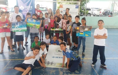 IEEE Power & Energy Society Outreach in Brazil