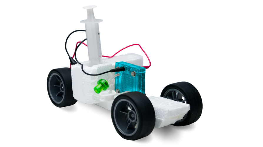 RESK-02B DIY Fuel Cell Science Kit_car