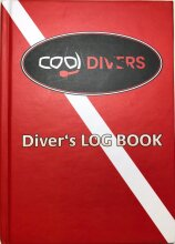Log Book Cool Divers