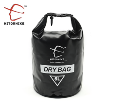 Hitorhike Ultralight Dry Bag 5 l černý