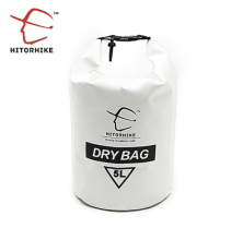 Hitorhike Ultralight Dry Bag 5 l bílý