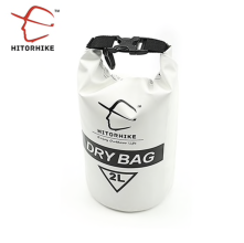 Hitorhike Ultralight Dry Bag 2 l bílý