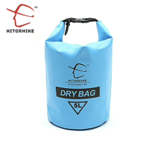 Hitorhike Ultralight Dry Bag 5 l modrý