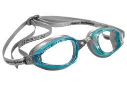 Michael Phepls Aqua Sphere plavecké brýle K180 LADY clear lens HONEY AQUA/CRYSTAL