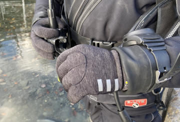 Rukavice EnthDegree QD GLOVES - UNISEX potapecskaprodejna.cz 2