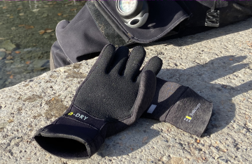 Rukavice EnthDegree QD GLOVES - UNISEX potapecskaprodejna.cz