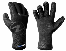 Aqualung neoprenové rukavice DRY GLOVES LIQUID SEAMS 5mm