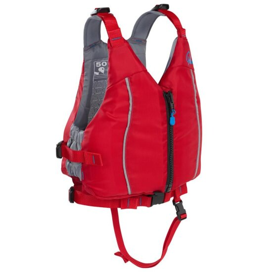11460_Quest_kidsPFD_Red_front