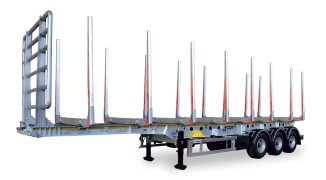 Stanchion vehicles